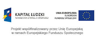 Logo - Kapitał ludzki , Unia Europejska